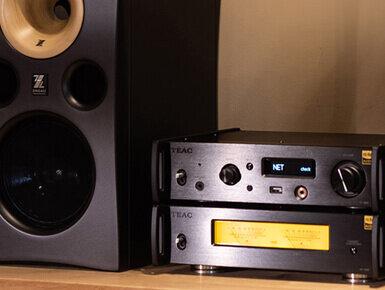 shelf stereo system