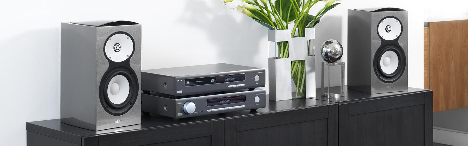shelf stereo system - consumer electronics